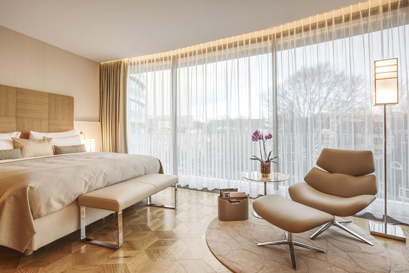 Hotéis de luxo em Hamburgo