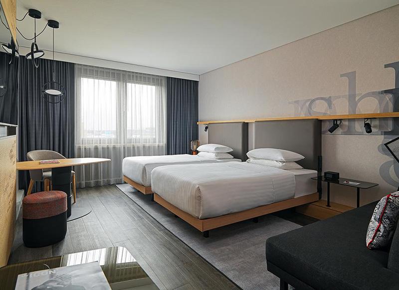 Hotéis de luxo em Frankfurt